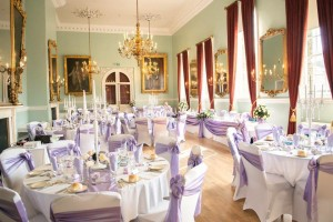 Lilac Taffeta in the Assembly Room